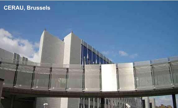 Belgium cerau european architects alliance
