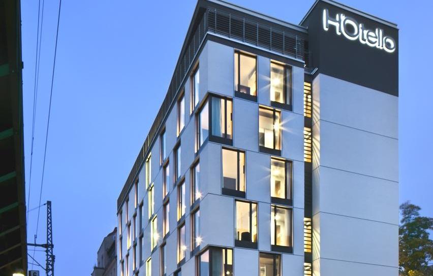2011 – H'Otello, Berlin   European Architects' Alliance