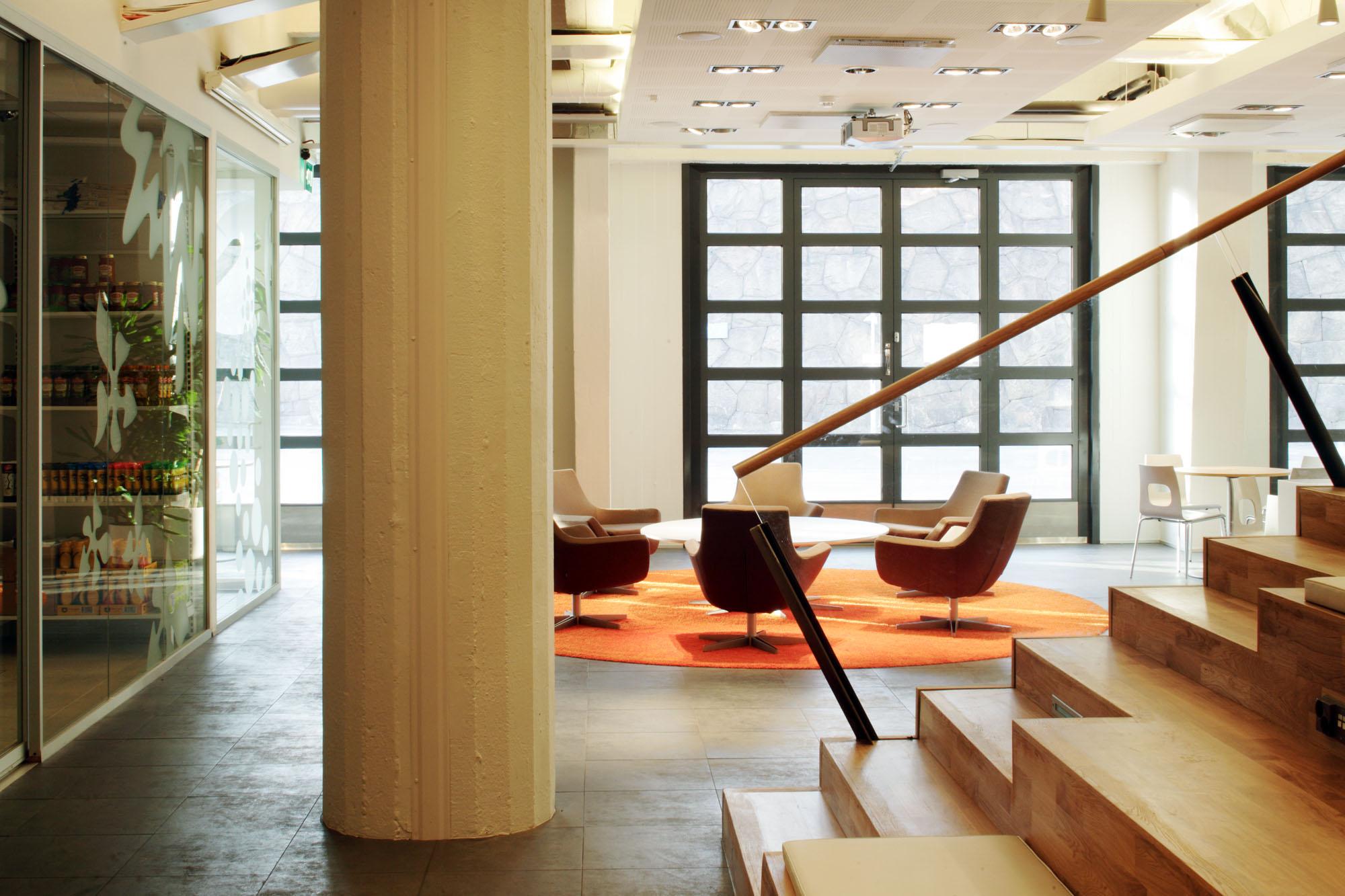 unilever main office. Design Gullsten-Inkinen Oy Unilever Main Office